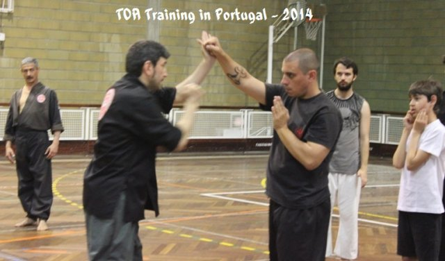 16_training in portugal